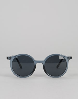 Glassy Sunhater Robyn Sunglasses - Transparent Grey