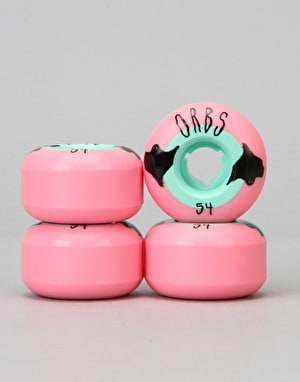 Welcome Orbs Poltergeists 104A Solid Core Team Wheel - 54mm