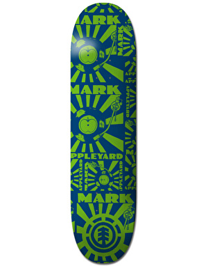 Element Appleyard Amplify Featherlight Pro Deck - 8.125