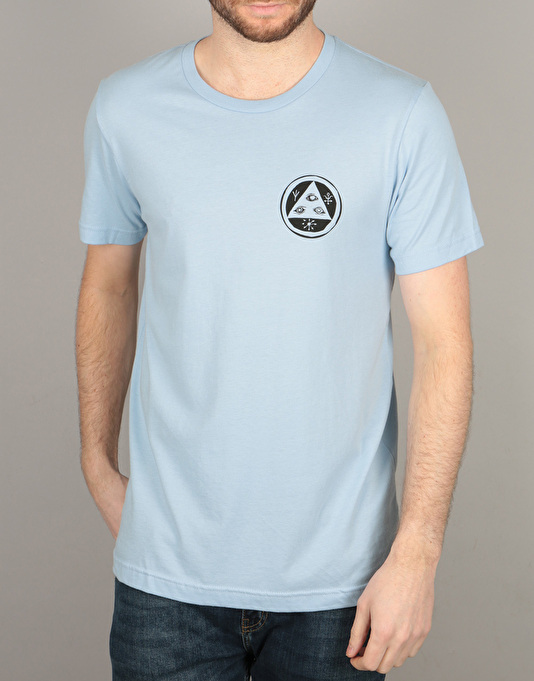 Welcome Loris T-Shirt - Baby Blue