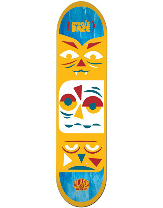 Alien Workshop Manic Daze Skateboard Deck - 8.5""