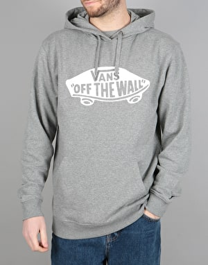 Vans OTW Pullover Hoodie - Concrete Heather/White