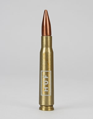 HUF Bullet Bottle Opener - Brass