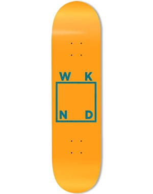 WKND Logo Team Deck - 8