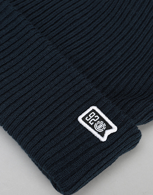 Element 92 Crew Beanie - Eclipse Navy