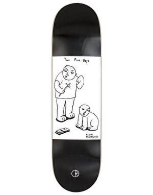 Polar Rodrigues Two Fine Boys Pro Deck - 8.125