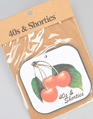 40's & Shorties Whats Poppin Air Freshener - Multi