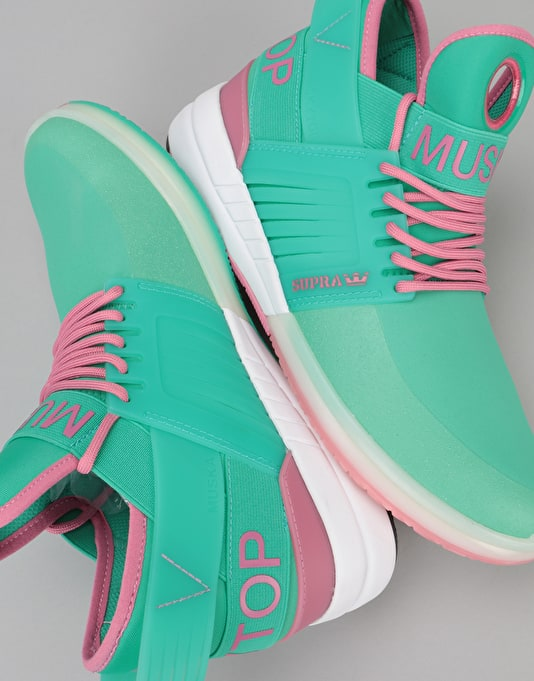 Supra Skytop V Skate Shoes - Miami