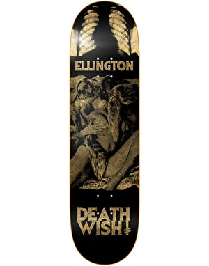 Deathwish Ellington Colours of Death 2 Pro Deck - 8.25