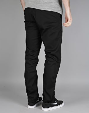 Nike SB FTM Chino Pants - Black