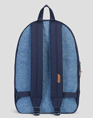 Herschel Supply Co. Settlement Backpack - Peacoat/Limoges Crosshatch