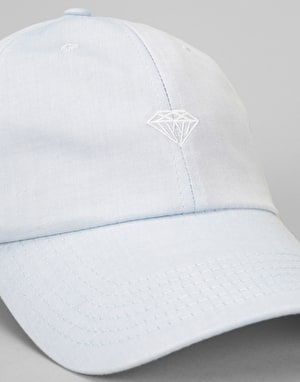 Diamond Supply Co. Micro Briliant Sports Cap - Blue