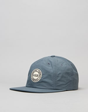 Herschel Supply Co. Glenwood Strapback Cap - Legion Blue