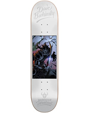 Darkstar Bachinsky Throwback Impact Light Pro Deck - 7.75