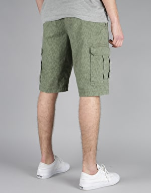 Element Legion Cargo Walkshorts - Rain Camo