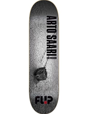 Flip Saari Side Mission Five Pro Deck - 8.5