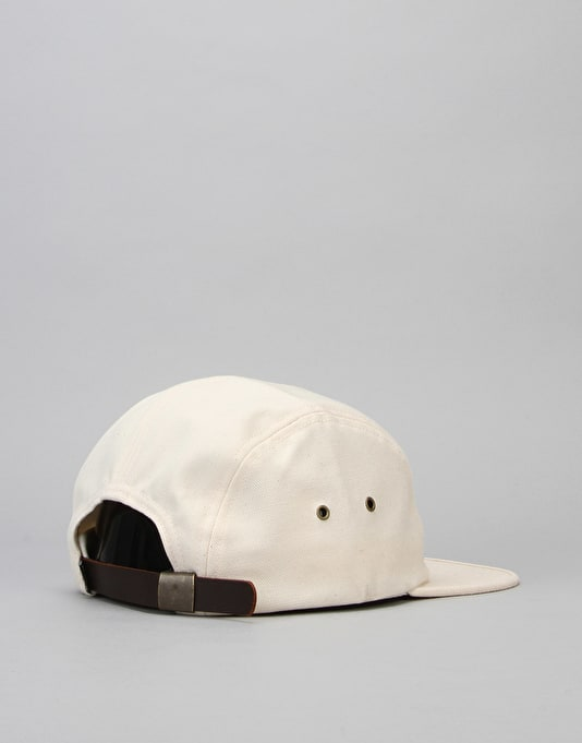 HUF Duck Canvas Volley 5 Panel Cap - Natural