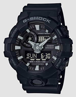 G-Shock GA-700-1BER - Black