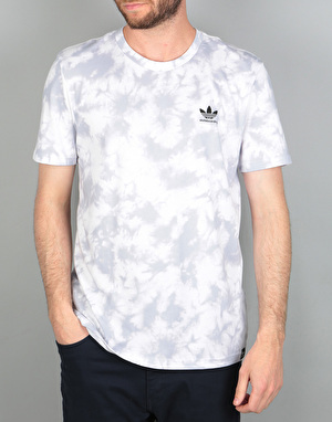 Adidas Crystal Clear 2.0 AOP T-Shirt - Clear Grey/White