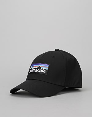 Patagonia Stretch Fit Cap - Black
