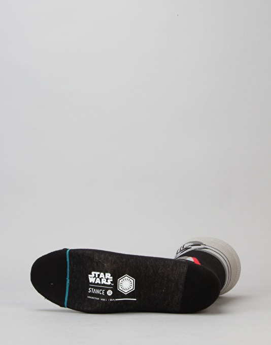 Stance x Star Wars First Order Socks - Dark Grey