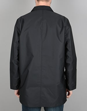 Levi's Skateboarding Long Coaches Jacket - Jet Black