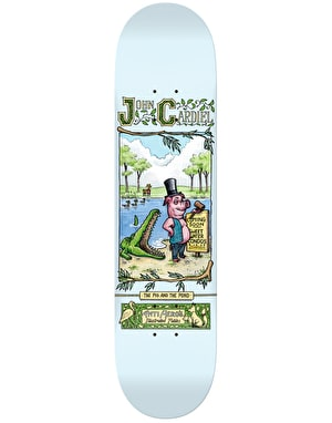 Anti Hero Cardiel Fables Pro Deck - 8.06