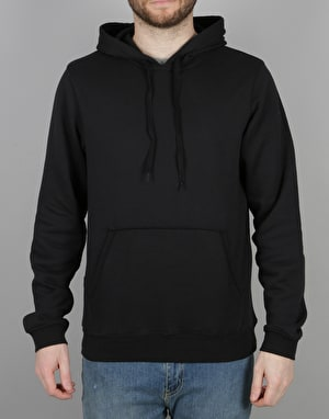 Etnies New Park Lock Up Pullover Hoodie - Black
