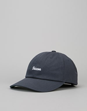 Brixton Watkins Cap - Washed Navy