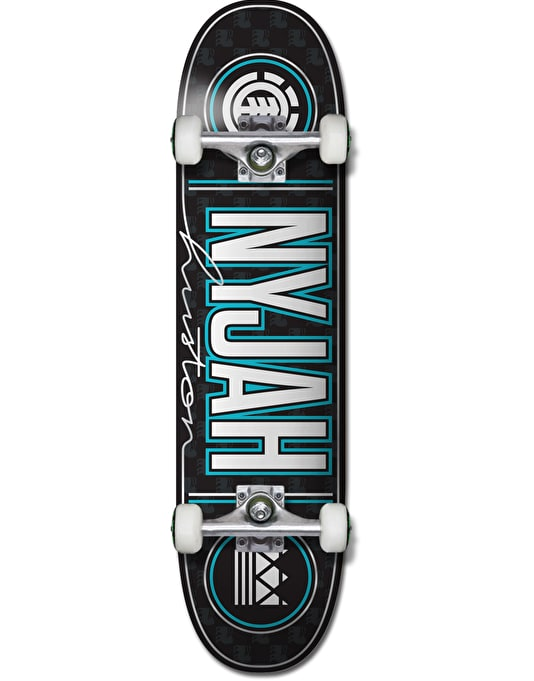 Element Nyjah Signed Complete - 7.75""