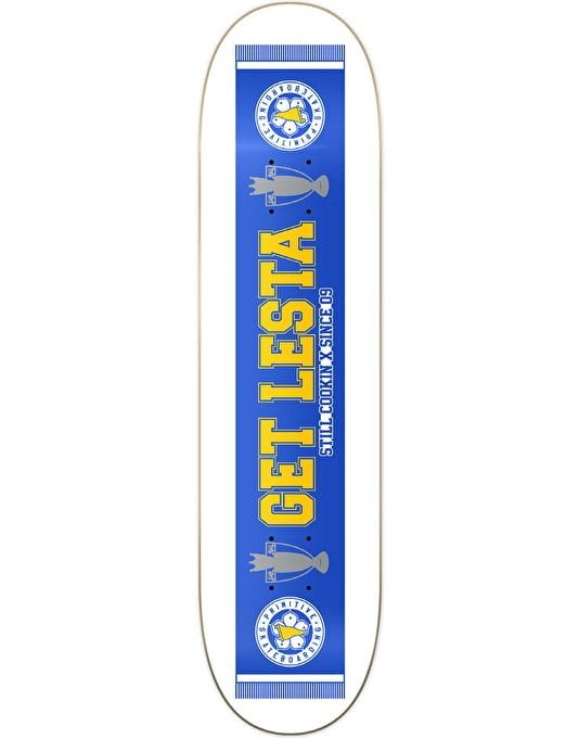 Primitive x Get Lesta Team Pro Deck - 8.5""