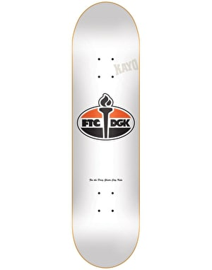 DGK x FTC Torch Team Deck - 8.25