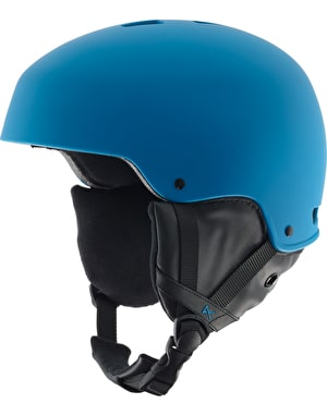 Anon Striker 2017 Snowboard Helmet - Blue