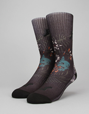 Footprint Ethnic Socks - Multi