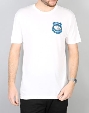 Doom Sayers DSC Cop T-Shirt - White