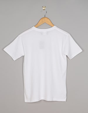 Route One Boys Logo T-Shirt - White