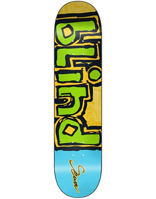 Blind Sewa OG Signature Skateboard Deck - 7.75""