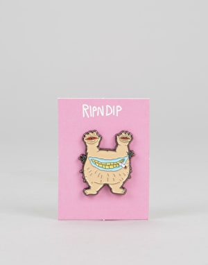 RIPNDIP How High Pin - Pink