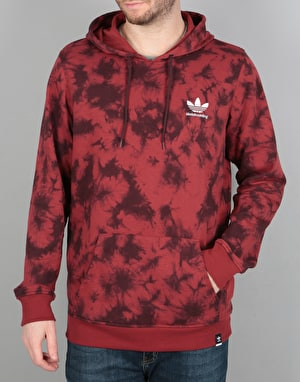 Adidas Clima Remix 3.0 Pullover Hoodie - Mystery Red/Night Red