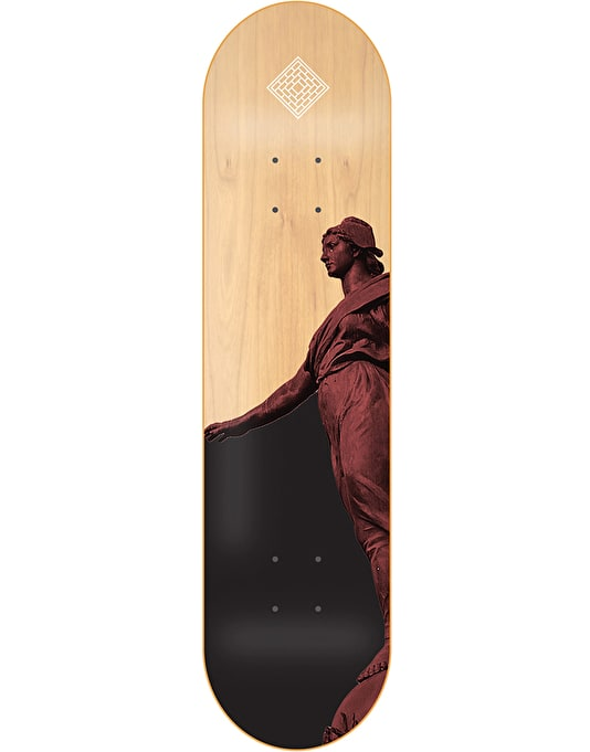 The National Skateboard Co. Nation Deux Team Deck - 8.38""