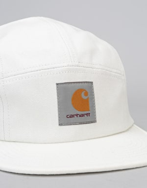 Carhartt Backley 5 Panel Cap - Wax