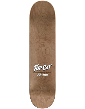 Almost x Hanna-Barbera Willow Top Cat Pro Deck - 8.375