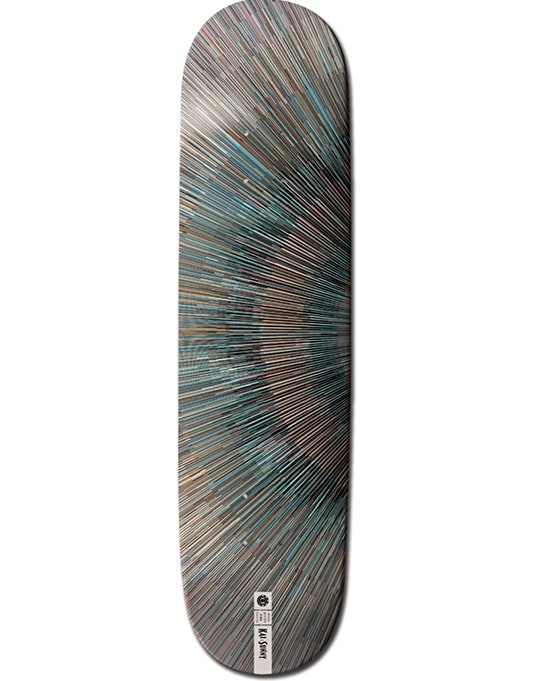 Element x Kai & Sunny Fire Featherlight Team Deck - 8.25""
