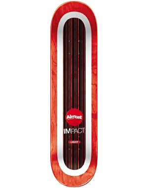 Almost Haslam Lady Pablo Impact Light Pro Deck - 8.5