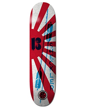 Plan B Sheckler Warrior P2 Pro Deck - 8.25