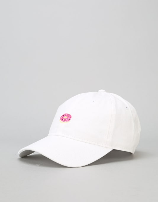 Route One Doughnut Cap - White