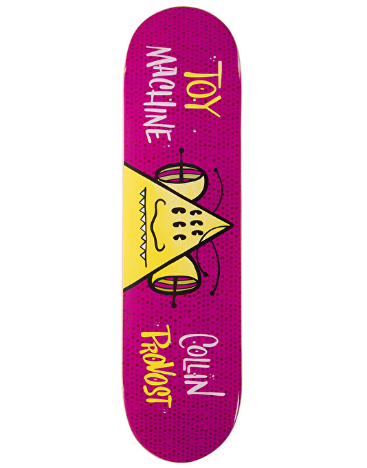 """Toy Machine Provost Toon Time Pro Deck - 8"""""""