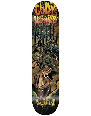 Blind McEntire Hunter Pro Deck - 8