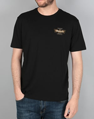 Brixton Federal Premium T-Shirt - Black