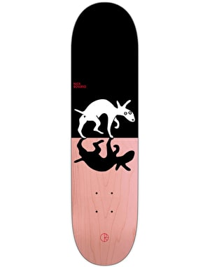 Polar Boserio Sneaking Dog Skateboard Deck - 8.125